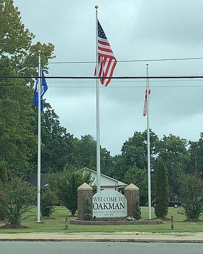Oakman mailbbox