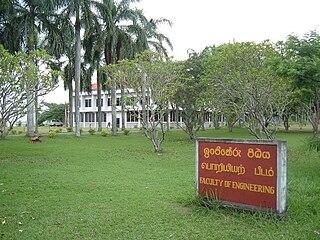 Faculty of Engineering, University of Peradeniya