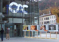 731e071cca0 Musée de la lunette de Morez — Wikipédia