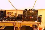 Equipment in the communications tent - Battle for the Airfield, 2017 - Collings Foundation - Massachusetts - DSC06953.jpg