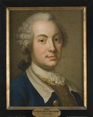 Erik Brahe, 1722-1756
