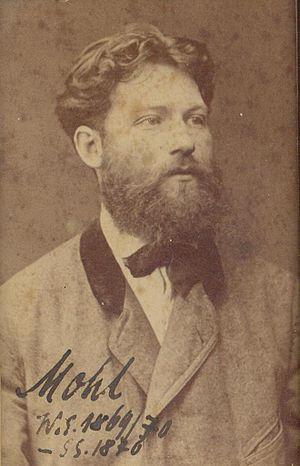 Ernst von Mohl