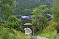 Erzbergbahn auf dem Rötzgrabenviadukt in Vordernberg - II.jpg