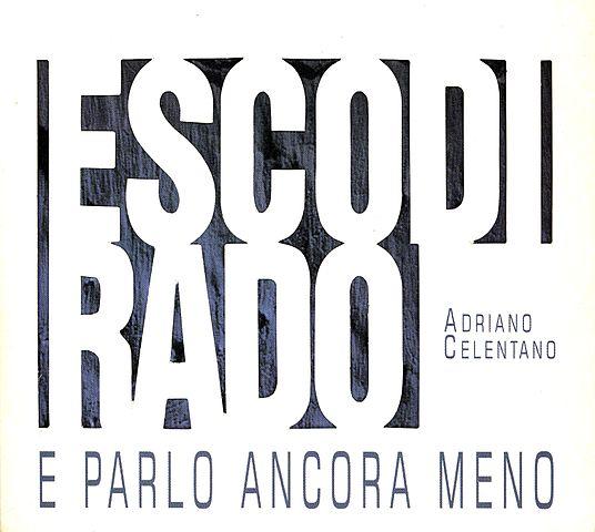 Обложка альбома Esco di rado e parlo ancora menoВ 2001 году диск Esco di rado e parlo ancora meno был номинирован на премию Italian Music Awards в категории «Лучший альбом Италии»