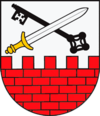 Coat of arms of Ludza