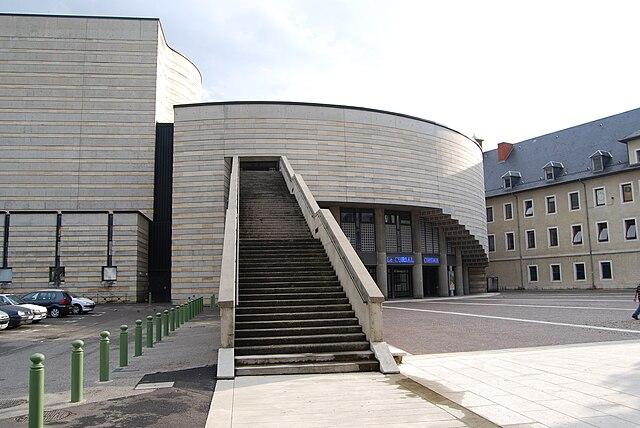 Chamb Ef Bf Bdry Du Nouveau Pour Le Stationnement De Centre Ville