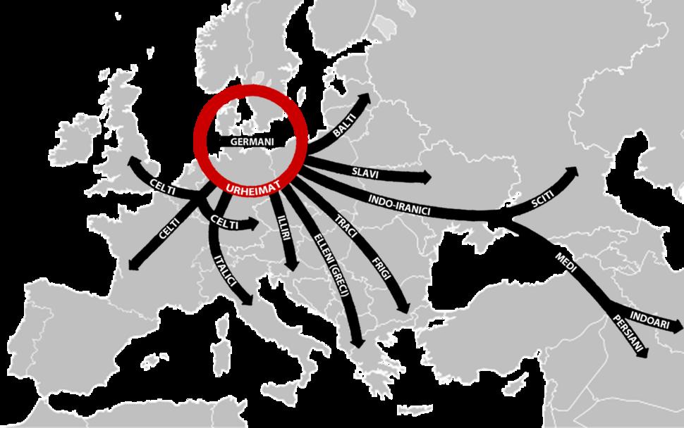 Espansione indoeuropea Kossinna