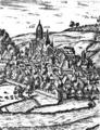 Essen Abtei Werden Kupferstich Ausschnitt 1581.png