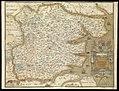 Essexiae Comitat' Nova vera ac abfoluta defcription Ano Dni 1576 Christophorus Saxton defcripfit RMG L8560-001.jpg