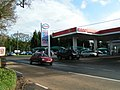 Esso petrol station on the A3052 - geograph.org.uk - 1595573.jpg