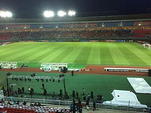 2015 Africa Cup of Nations - Image: Estadio de Bata (15896737884)