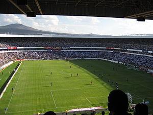 Estadio Corregidora - Image: Estadio la Corregidora