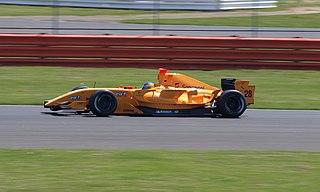 Esteban Guerrieri Argentine racing driver