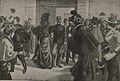 Esterhazy sortant du conseil de guerre - 1898.jpg