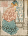 Ethel Mars, Untitled (Woman at Shop Window), circa 1905, IMA.tif