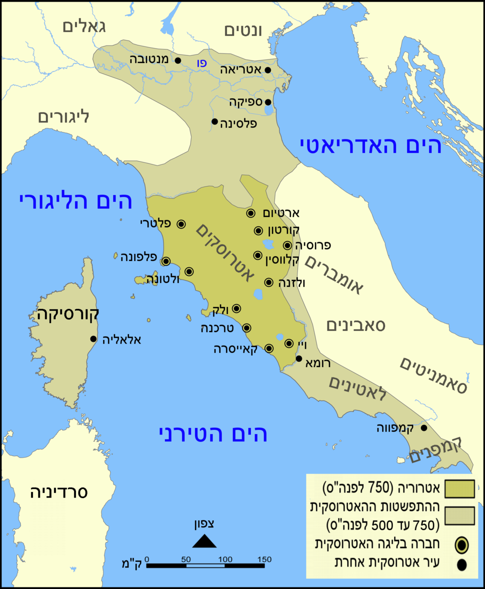 Etruscan civilization HE