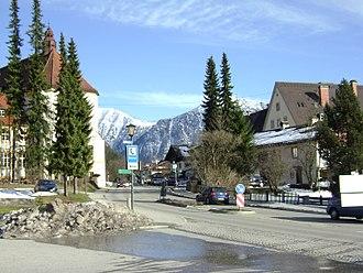 Ettal - Ettal in March 2008