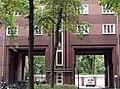 Eulerhof, Toreinfahrten Degerstraße, Düsseldorf.jpg