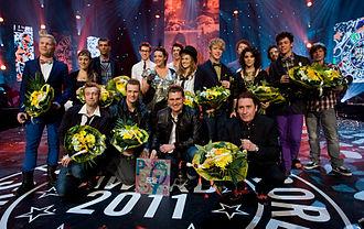 European Border Breakers Award - EBBA Awards 2011 – All Winners