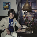 Eurovision Song Contest 1980 postcards - Johnny Logan 03.png