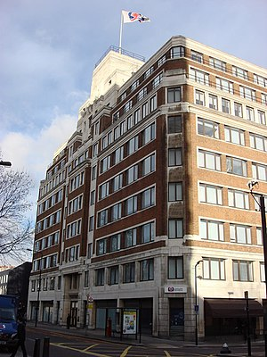 Euston House - Euston House, Eversholt Street