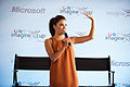 Eva Longoria at Imagine Cup 2011 13.jpg