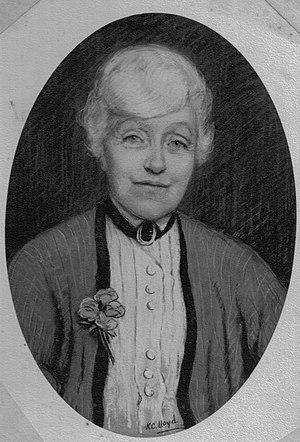 Thomas Peers Williams - Evelyn, Duchess of Wellington.