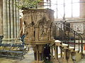 Exeter Cathedral Font.JPG