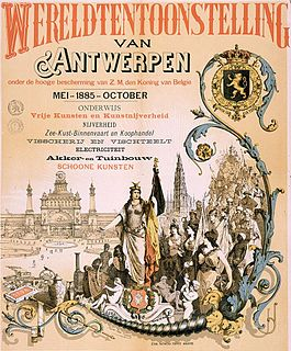 <i>Exposition Universelle dAnvers</i>