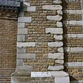 Exterieur OOSTGEVEL, STEUNBEER, DETAIL (ZANDSTEEN) - Haarlem - 20287029 - RCE.jpg