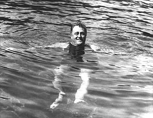 Warm Springs Historic District - FDR at Warm Springs (1929)