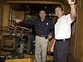 FEMA - 35635 - FEMA Administrator Paulison meets with residents in Iowa.jpg