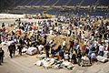 FEMA - 40448 - Volunteers at the Fargodome in North Dakota.jpg