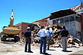 FEMA - 44649 - Earthquake damaged buildings in California.jpg