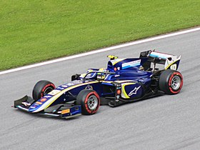 2018 fia formula 2 championship wikipedia