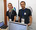 FIG 2016-Stand de Wikimédia France.jpg
