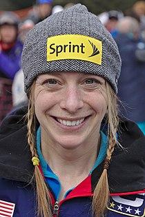 FIS Moguls World Cup 2015 Finals - Megève - 20150315 - Hannah Kearney 9.jpg