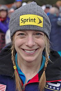 Hannah Kearney American freestyle skier