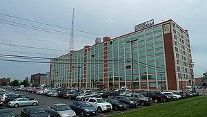 Larkin Terminal Warehouse - Image: FNFG HQ
