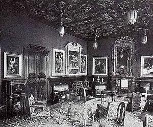Veronica Veronese - Image: FR Leylandsdrawingroom 1892