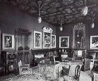 Monna Rosa - Image: FR Leylandsdrawingroom 1892