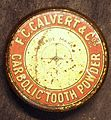 F C Calvert & Co, Carbolic Tooth Powder tin.JPG