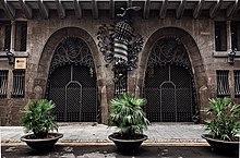 Palau Güell - Wikipedia