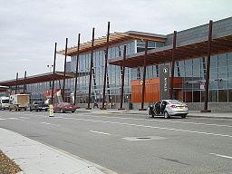 Fairbanks International Airport terminal