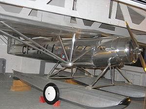 Fairchild Super 71 - Fairchild Super 71 model