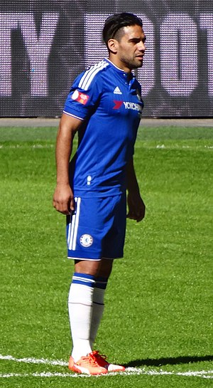 905e41d84ad31 Falcao playing for Chelsea in 2015
