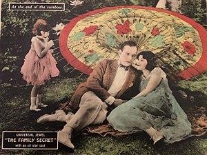 The Family Secret (1924 film) - Lobby card