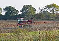 Farming alongside the Grantham Canal - geograph.org.uk - 1039476.jpg