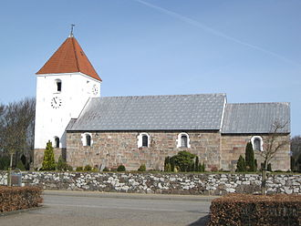 Farsø - Farsø Church