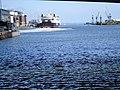 Ferry in Belfast Lough - geograph.org.uk - 1150581.jpg